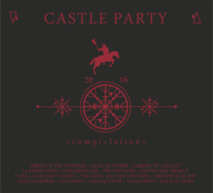 V/A Castle Party 2016 - Compilation