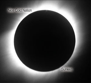 Nice Cold Nation - Sunless