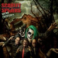 Scarlet & Spooky Spiders - Weird Creatures