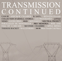 Transmission Continued (84-96) - Compilation