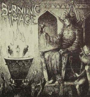 Burning Image - 1983-1987