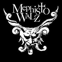 Mephisto Walz - T-Shirt White Logo