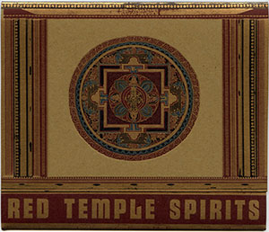 Red Temple Spirits - 2 CD Limited Edition Set