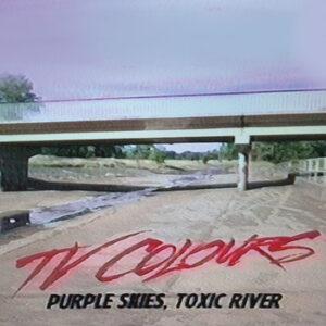 TV Colours - Purple Skies