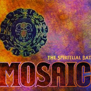 The Spiritual Bat - Mosaic