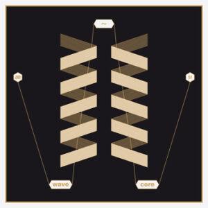 V/A Wavecore 2 - Compilation du label Anywave