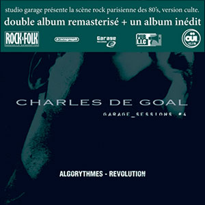 Charles de Goal - Algorythmes - Revolution