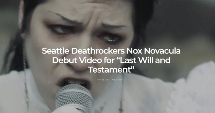 Nox Novacula