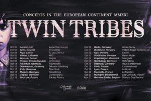 Twin Tribes European Tour