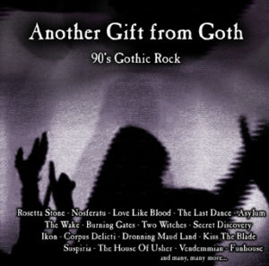 Compilation - Another Gift From Goth - 90's Gothic Rock Compilation