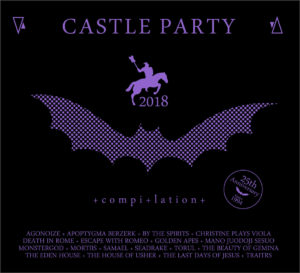 V/A Castle Party 2018 - Compilation