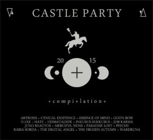 V/A Castle Party 2015 - Compilation