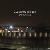 Kaamosmasennus - Valosaaste (Black Cover)