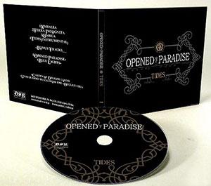 Opened Paradise - Tides