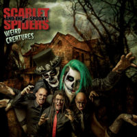 Scarlet & Spooky Spiders - Weird Creatures
