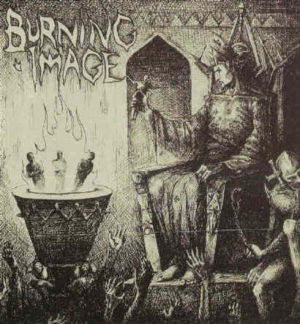 Burning Image - 1983-1987